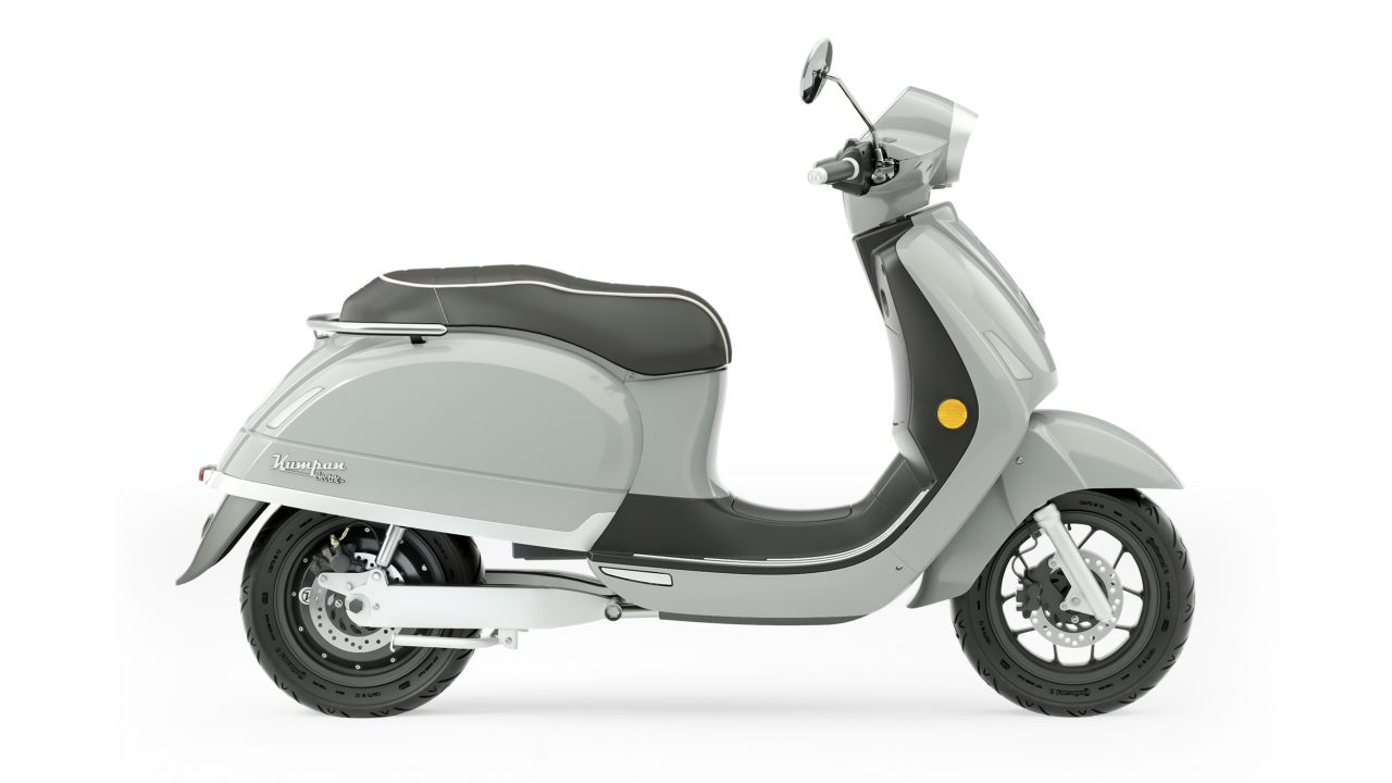 Kumpan electric E-Roller Model 54i:gnite grau
