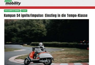 Header Vision Mobility bericht zum 54 ignite & 54 impulse Launch
